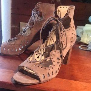 Nine West Lace up sandals